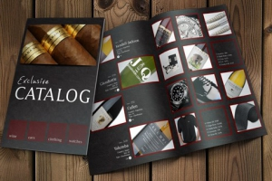 Các kinh nghiệm trong thiết kế in ấn catalogue